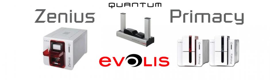 evolis plastic card printers image