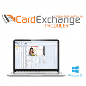 CardExchange photo ID software