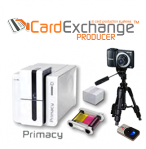 kidprint child id system with Primacy card printer