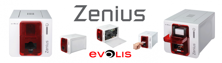 Evolis zenius card printer stopboris Choice Image