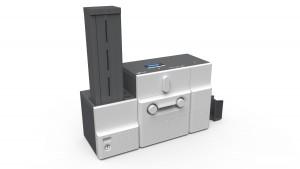 IDP SMART series-70 single -sided card printer image