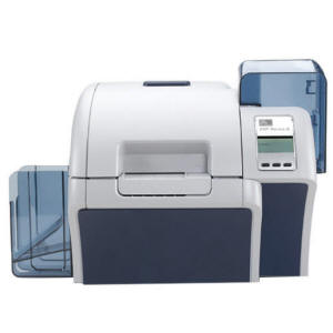zebra zxp series 8 card printer image