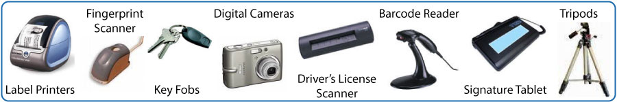 photo id system components