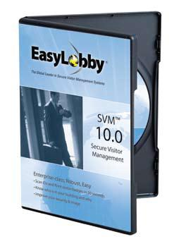 easylobby visitor management software package