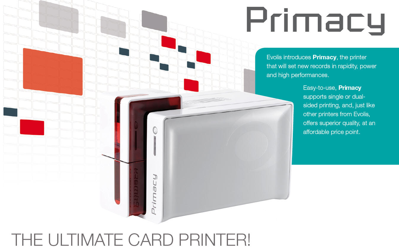 Primacy Card Printers banner image